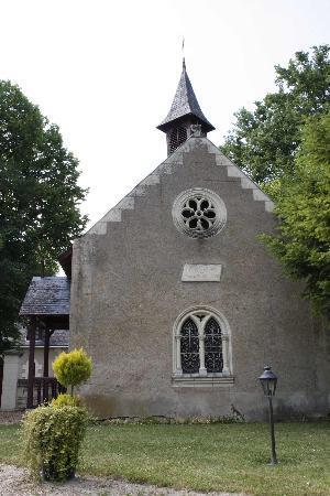 Chateau de Naze : Chapelle