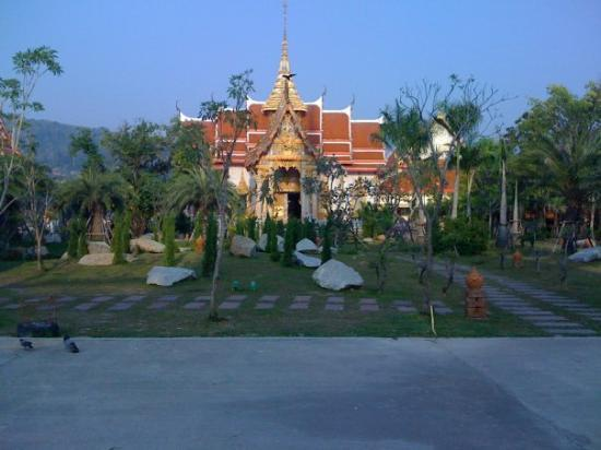 Patong, Thailand: Budhist Temple