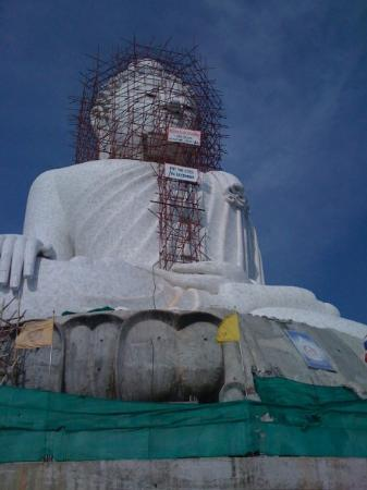 Patong, Thailand: Biggest Buddha in the world