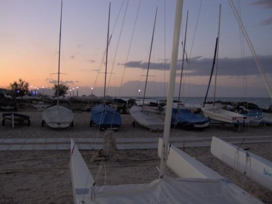 Potenza Picena, Italien: beach!