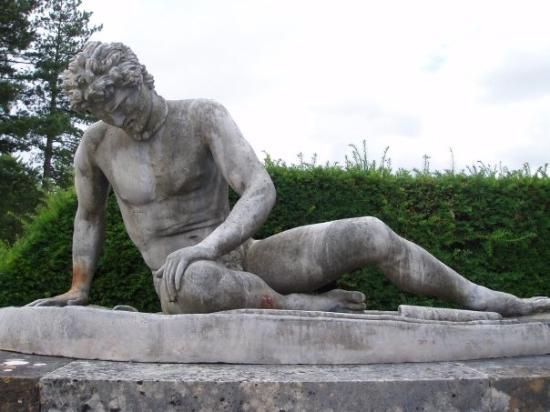 Woodstock, UK: the Dying Gaul