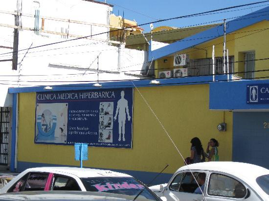 La Casa de Tere: Outside restaurant