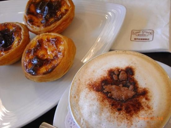 Lord Stows Bakery: our perfect breakfast!