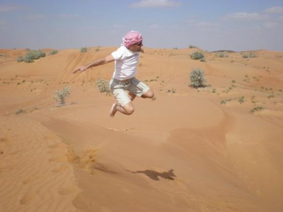 Bilde fra Fujairah
