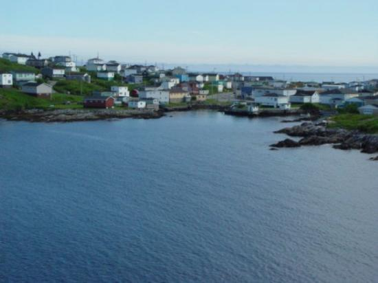 Port aux Basques, Canada: from the ferry from Newfoundland to Sidney