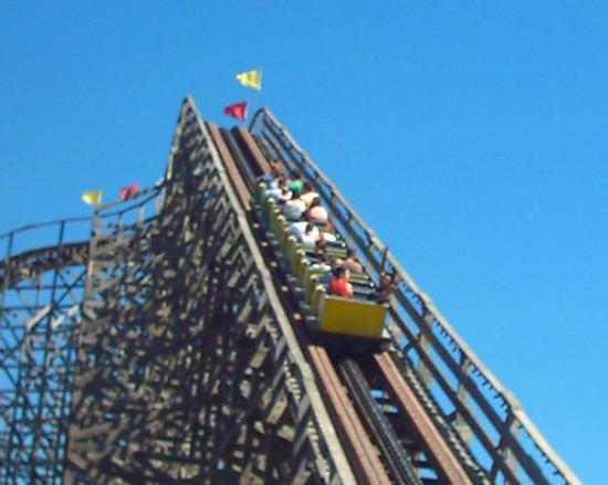 Silverwood Theme Park: Wheeee-