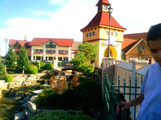 Frankenmuth, MI a little bit of Germany here in the USA
