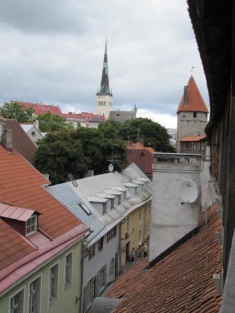 Bymuren: Tallin Estonia