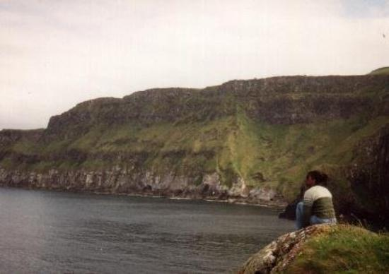 Donegal, Irlandia: giants causway, northern ireland 2002