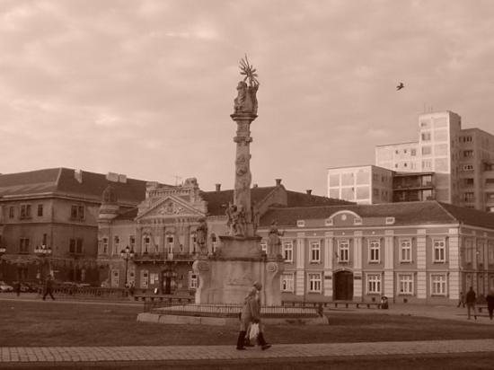 Piața Unirii (Platz der Vereinigung) Bild