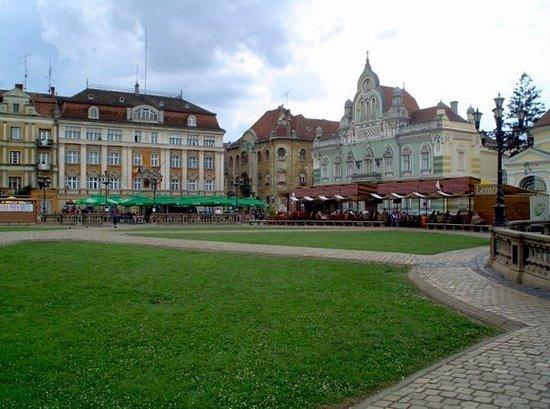 Piața Unirii (Platz der Vereinigung)