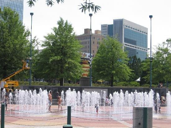 Centenial Park Atlanta, Georgia
