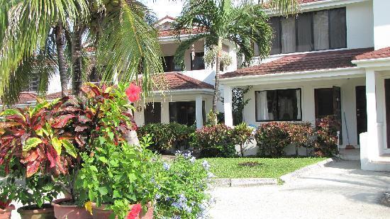 Belize Tradewinds Paradise Villas: Part of our condo