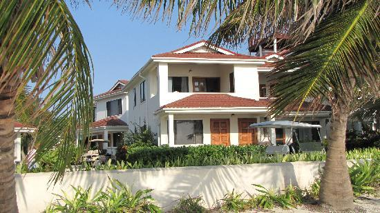 Belize Tradewinds Paradise Villas: Condo from an other view