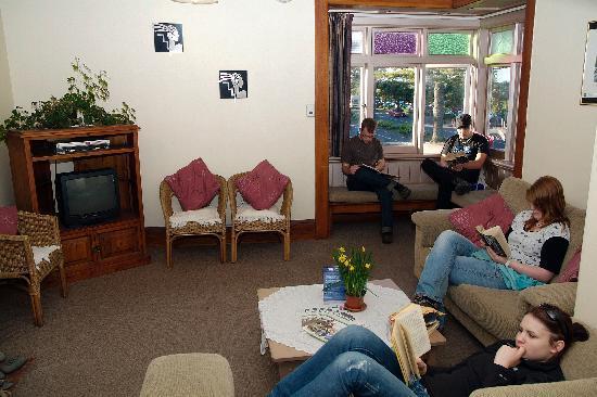 YHA Napier: Lounge
