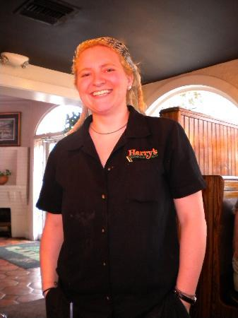 Harry's Seafood Bar and Grille: I believe we had the best server in the restaurant