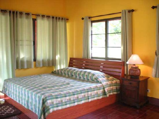 Ban Rai Tin Thai Ngarm Eco Lodge : Lovely, nice,clean and comfortable room