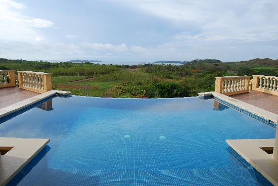 Boca Chica Plantation Club & Resort: View From the Pool