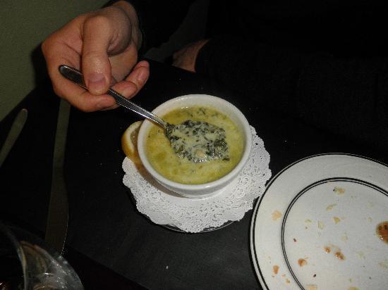 India Palace : soup