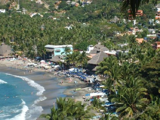 The town Of Sayulita