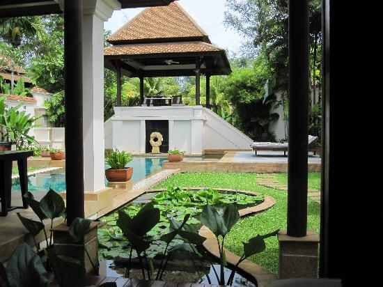 Banyan Tree Phuket: another view of our spa pool villa