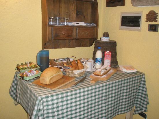 Le Casite : Breakfast