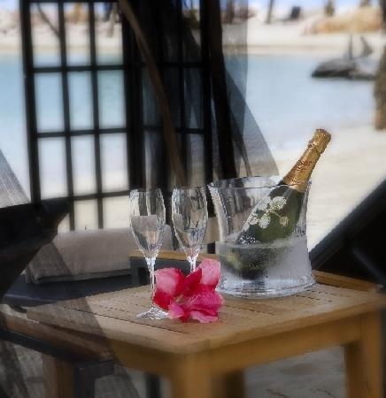 Baoase Luxury Resort: Uniquely luxurious in Curacao