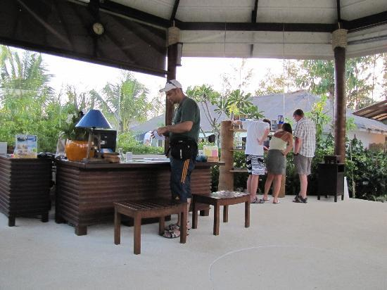 Krabi Aquamarine Resort & Spa: Recep