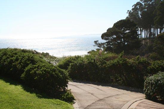 Pajaro Dunes Condominiums & Resort: La strada verso il mare