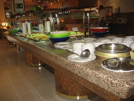 Gran Garbi: le buffet