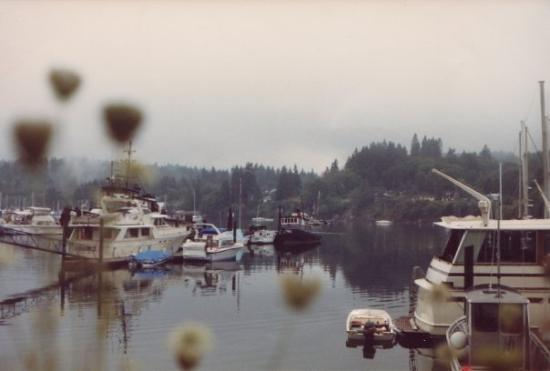 1987 Kingston Harbor, Bainbridge Island, WA