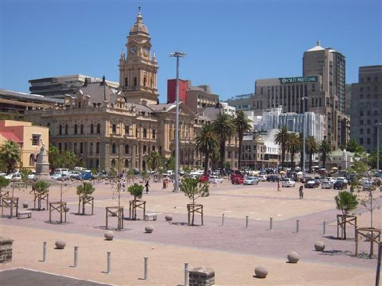 Cape Town Central, South Africa: La piazza grande
