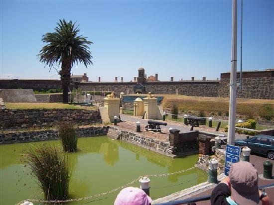 "Cape Town Central, South Africa: Il ""Castle"" (fortezza)"
