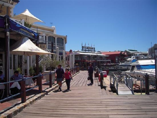 Cape Town Central, South Africa: Il Waterfront