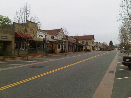 Old Town Novato Ca