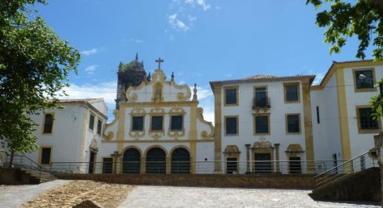 Olinda, PE: Igreja e Convento de São Francisco