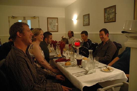 Ballymote, Irland: pre wedding dinner