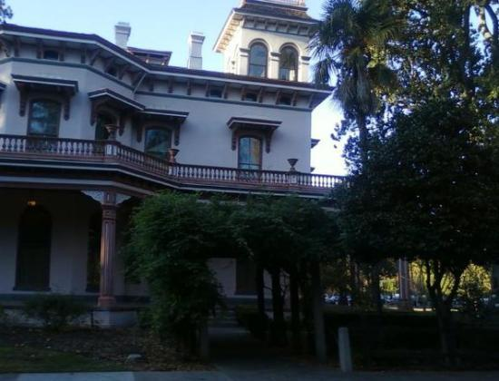 Chico, Калифорния: The Bidwell Mansion, Now! 2009