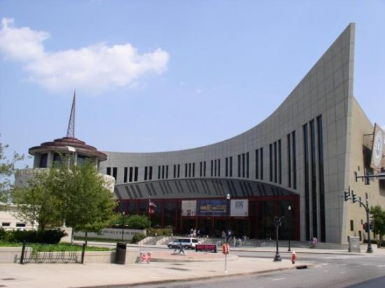 Country Music Hall of Fame and Museum: Country Music Hall of Fame - Nashville TN