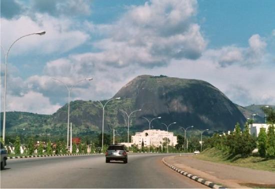 Nigeria -Abuja Aso Rock