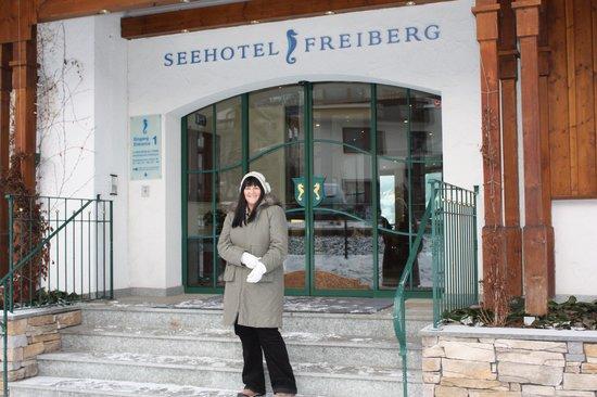 Seevilla Freiberg : front