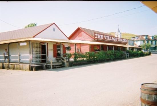 The Pioneer Village In Jamestown North Dakota Picture