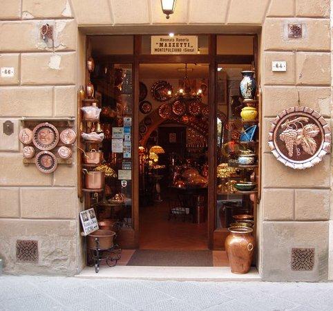 Montepulciano, Italy: La Bottega