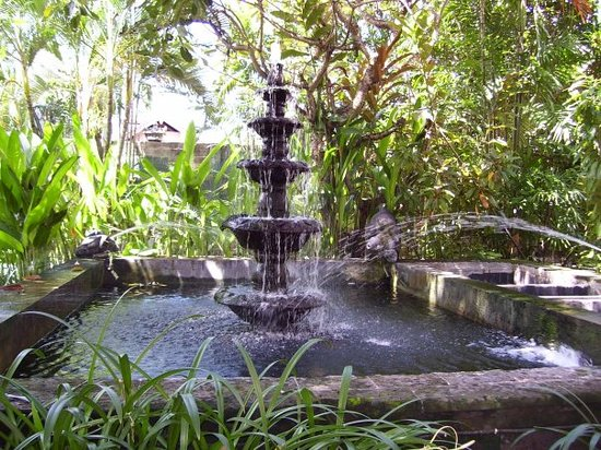 Legian, Indonesien: @ hotel