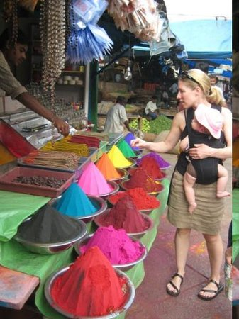 Shopping in the Mysore