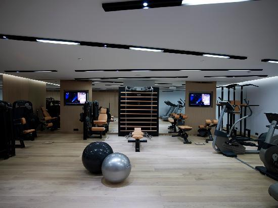The Met Hotel: Gym