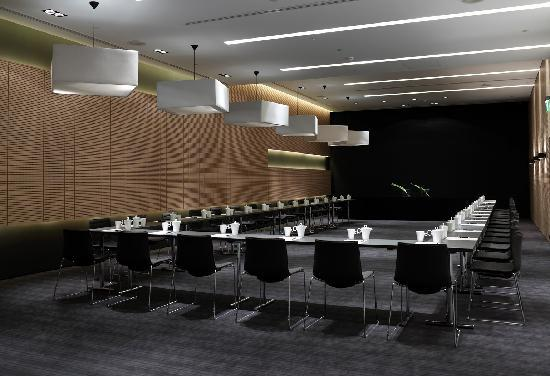 The Met Hotel: Zephyros Meeting Room