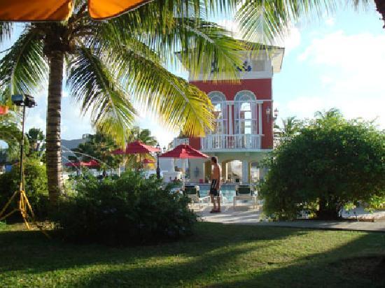 The Sandals Grande St Lucian