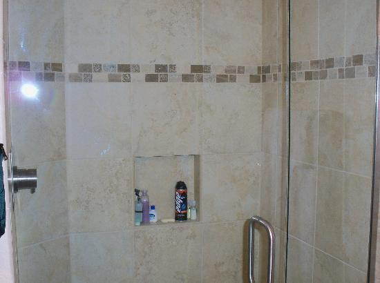 Del Mar, Kaliforniya: brand new shower