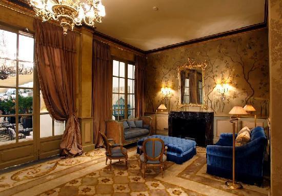 El Palace Hotel: Cugat Salon 01/feb/2010